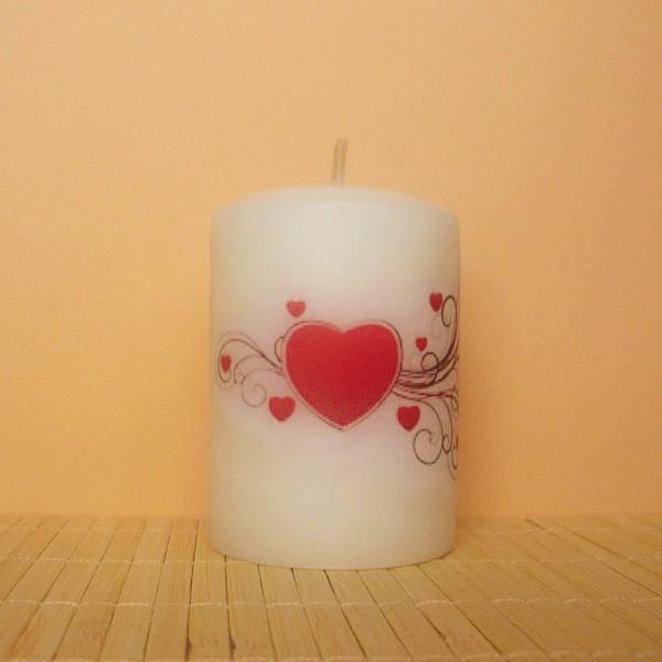 Lumanari Valentine's day 020