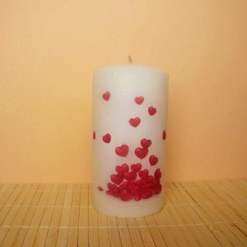 Lumanari Valentine's day 024