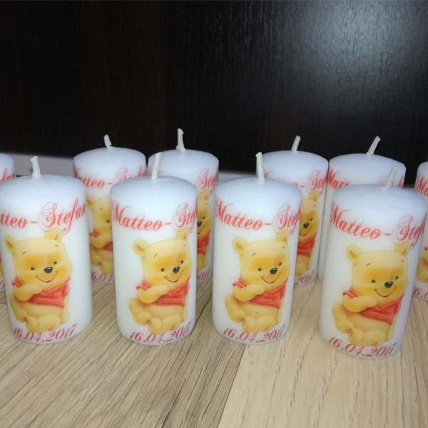 Marturii Botez Winnie Pooh Personalizate Cu Nume Si Data